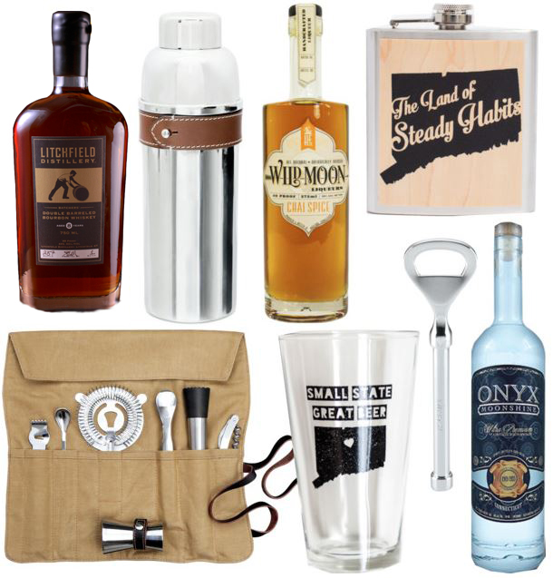CT Eats Out Gift Guide: For The Cocktail Enthusiast