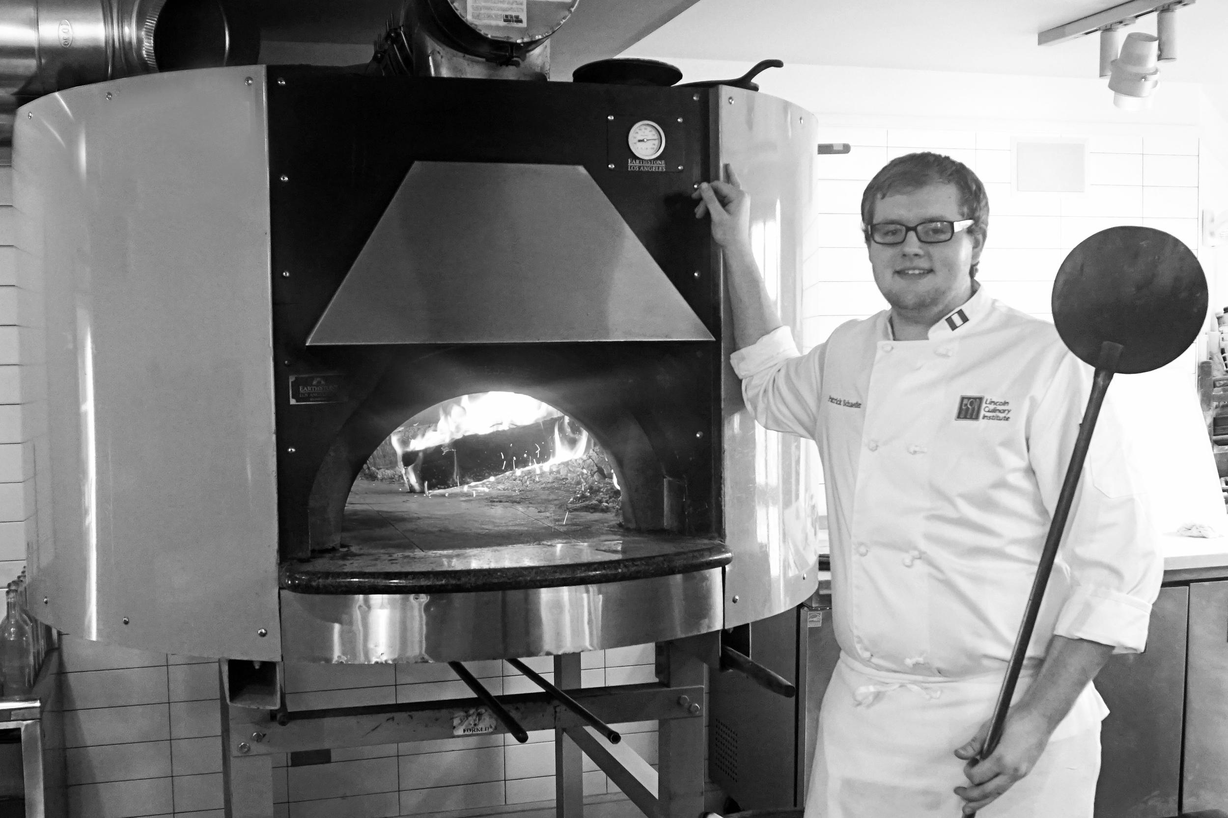 Chef Patrick of OTTO Pizza