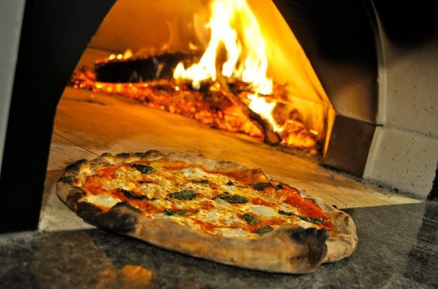 Margherita Pizza via  Otto