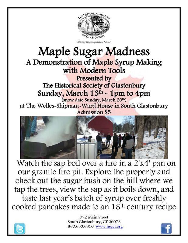 Maple Sugar Madness