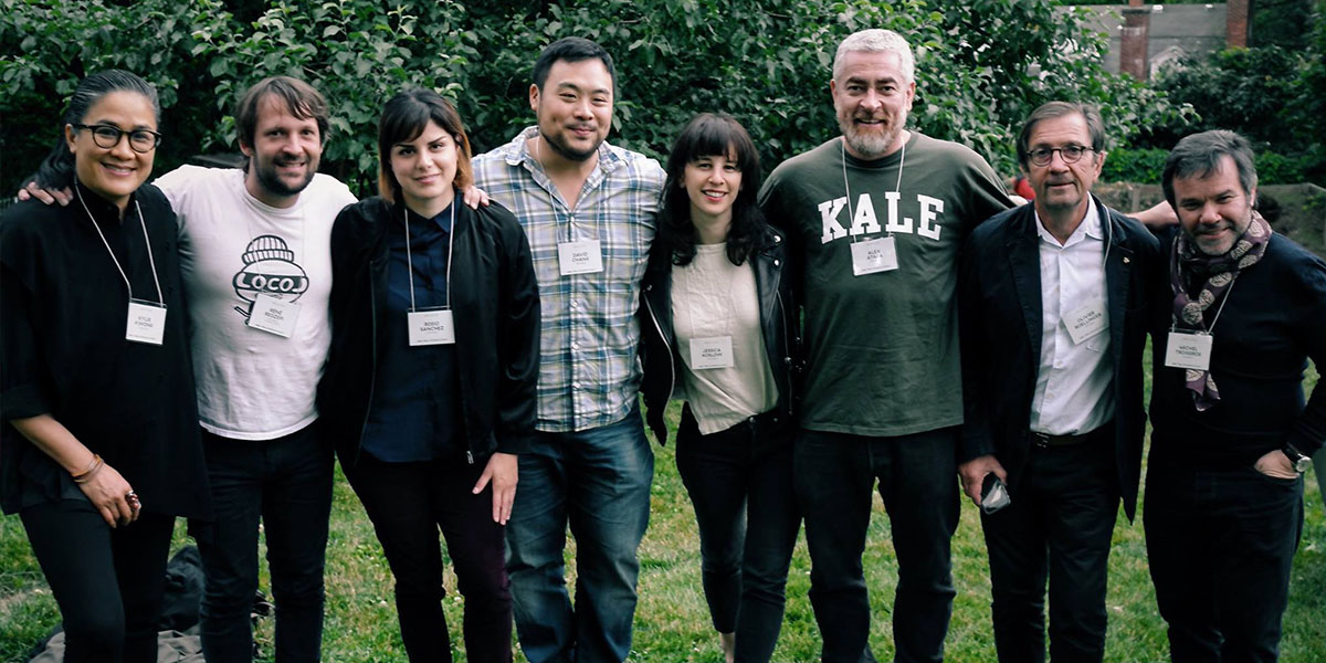 Chefs Gather At Yale for Mad Conference