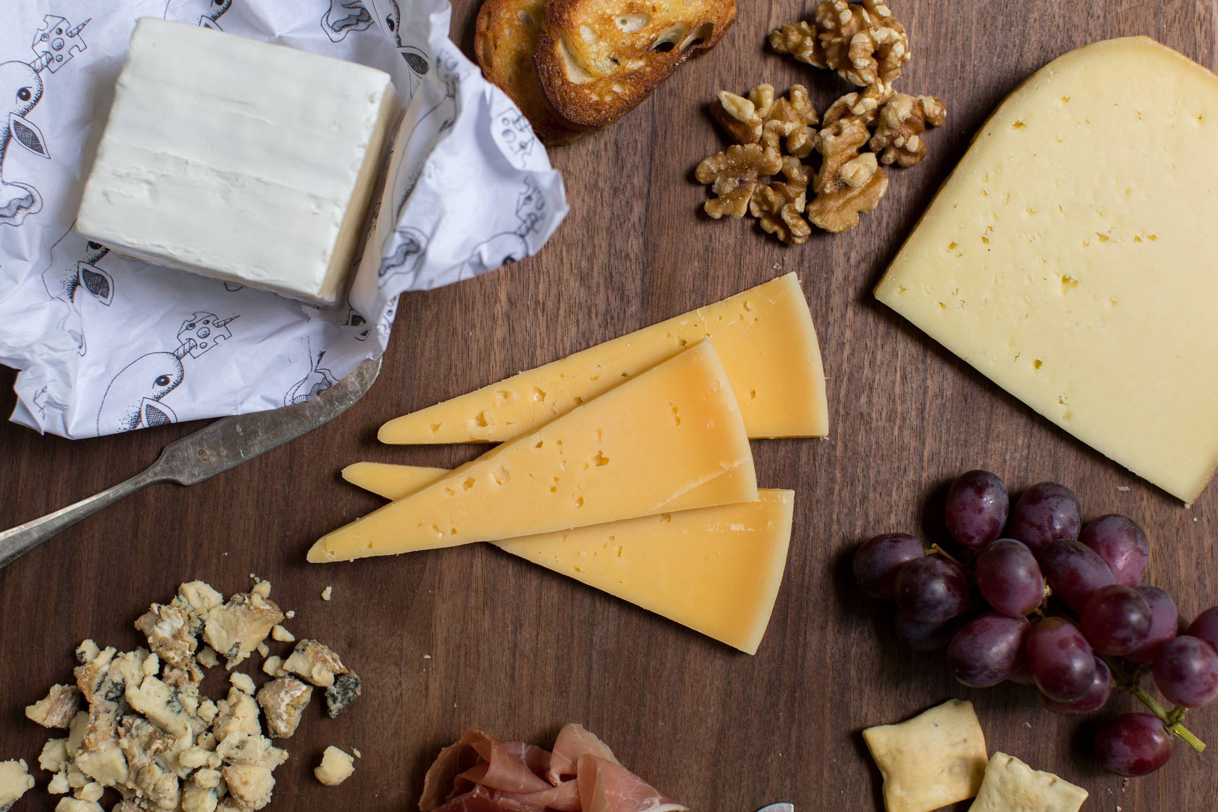 The perfect cheese plate revealed | CT Eats Out