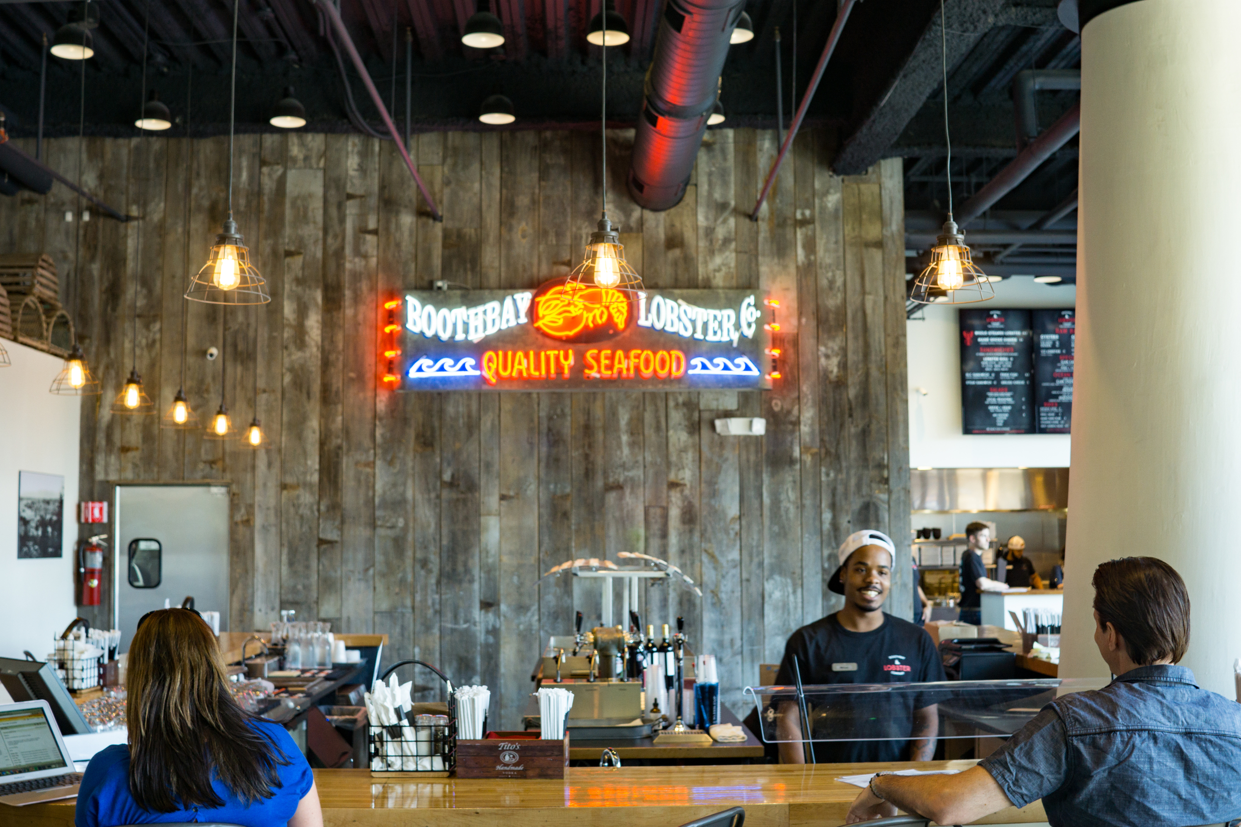 Boothbay Lobster Company Opens in Stamford, CT serving Maine lobster