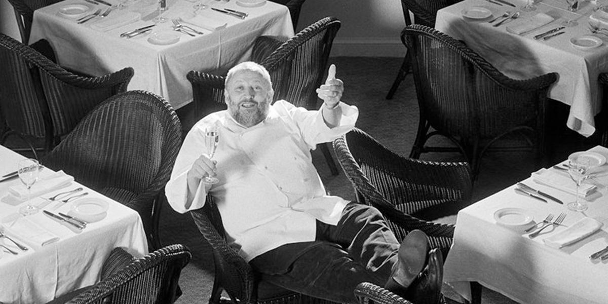 Chef Michael Richard dies