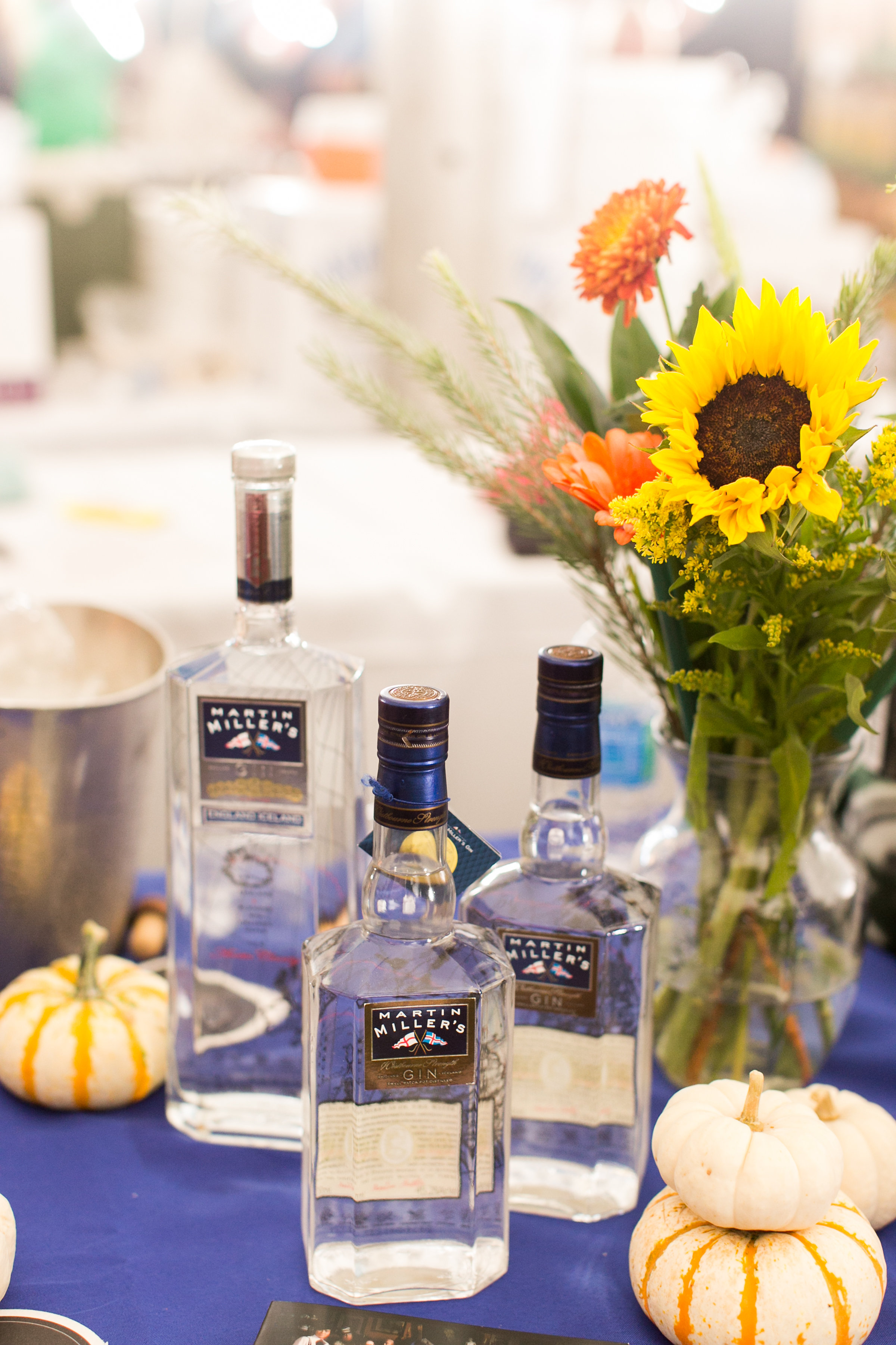Martin Miller's Gin at the Greenwich Wine and Food Festival 2016 | CTEatsOut.com