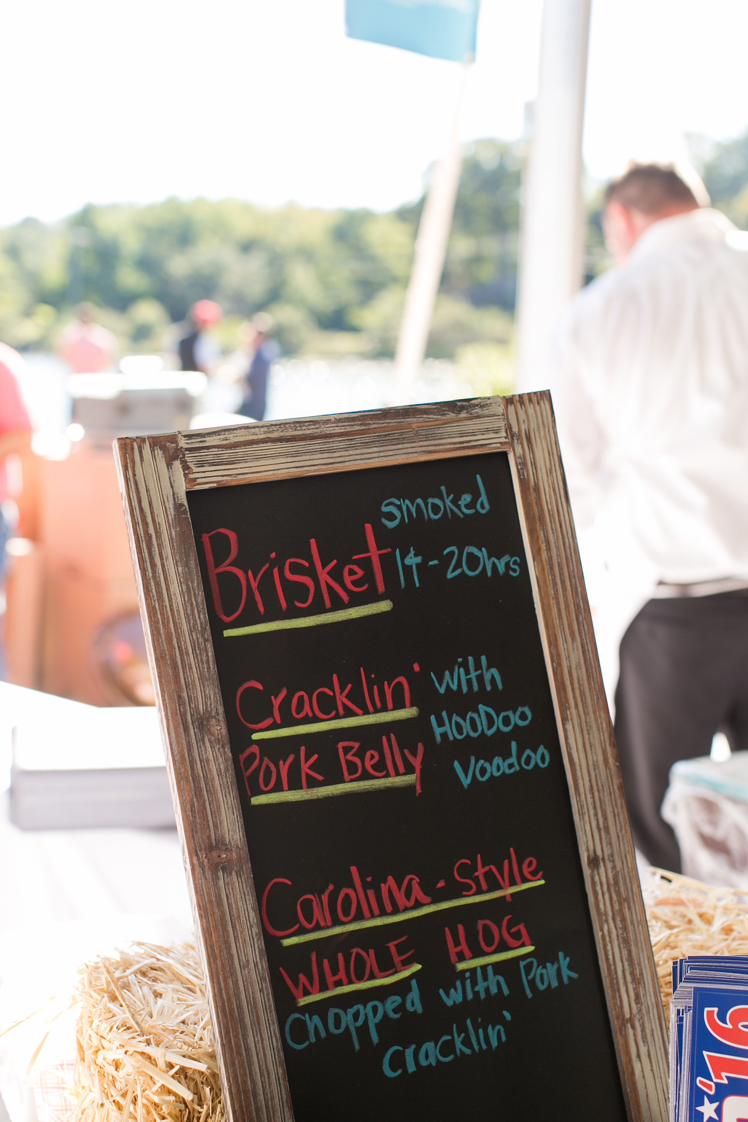 Hoodoo Brown at the Greenwich Wine and Food Festival 2016 | CTEatsOut.com