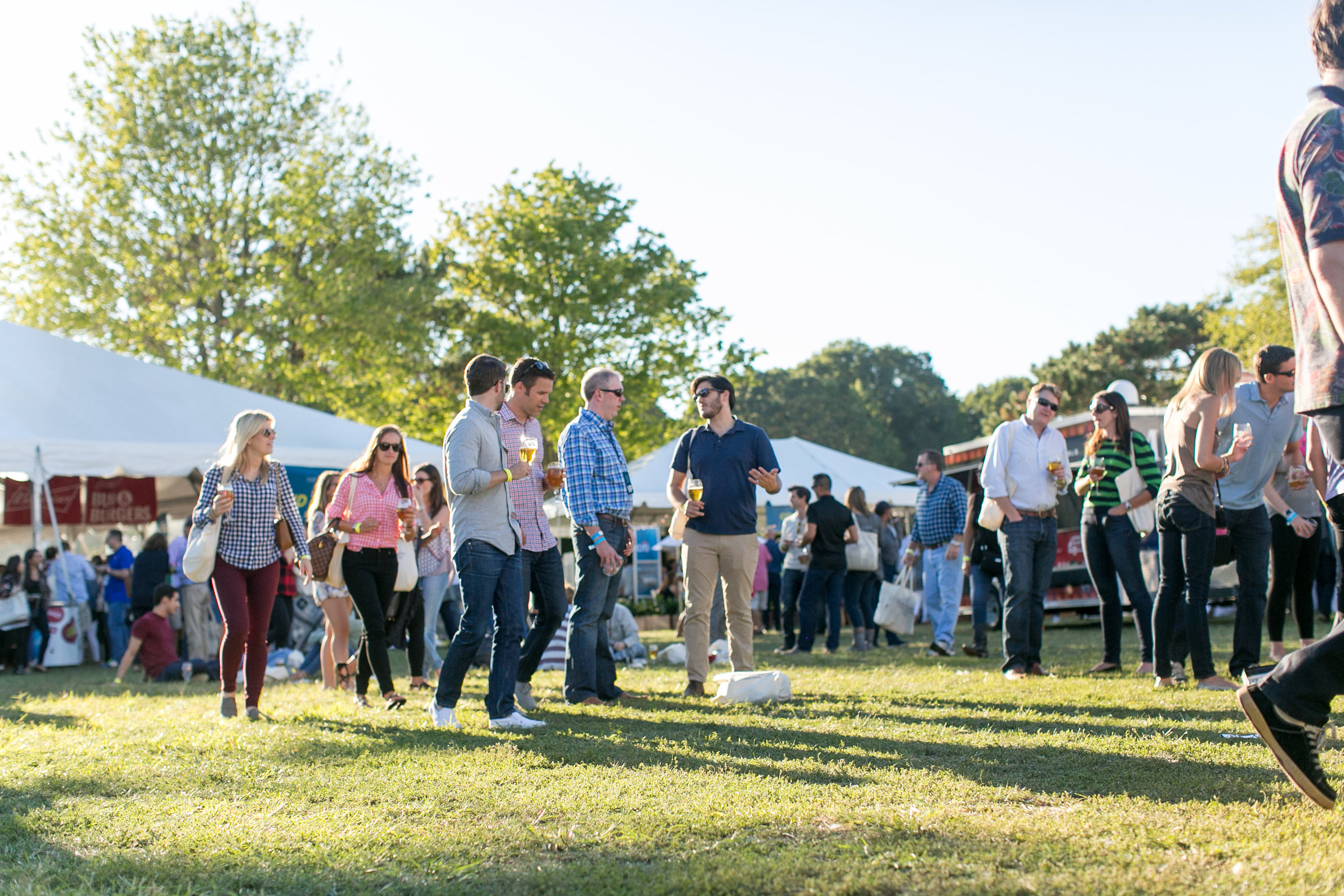 Greenwich Wine and Food Festival 2016 | CTEatsOut.com