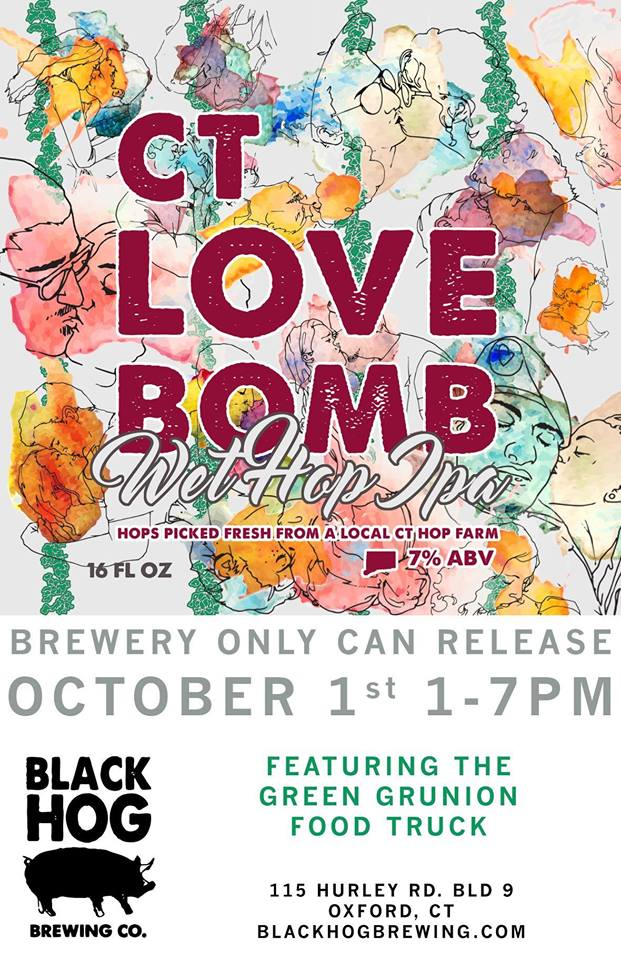 Love Bomb Release Party