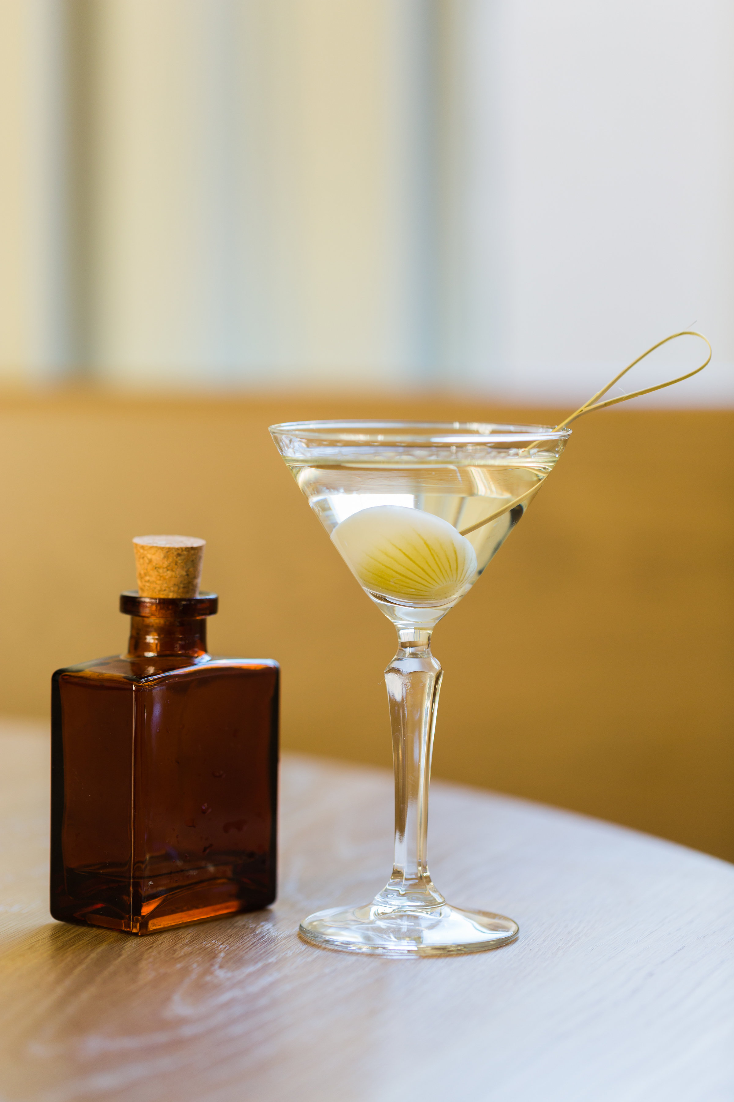 Martini Service at Jesup Hall