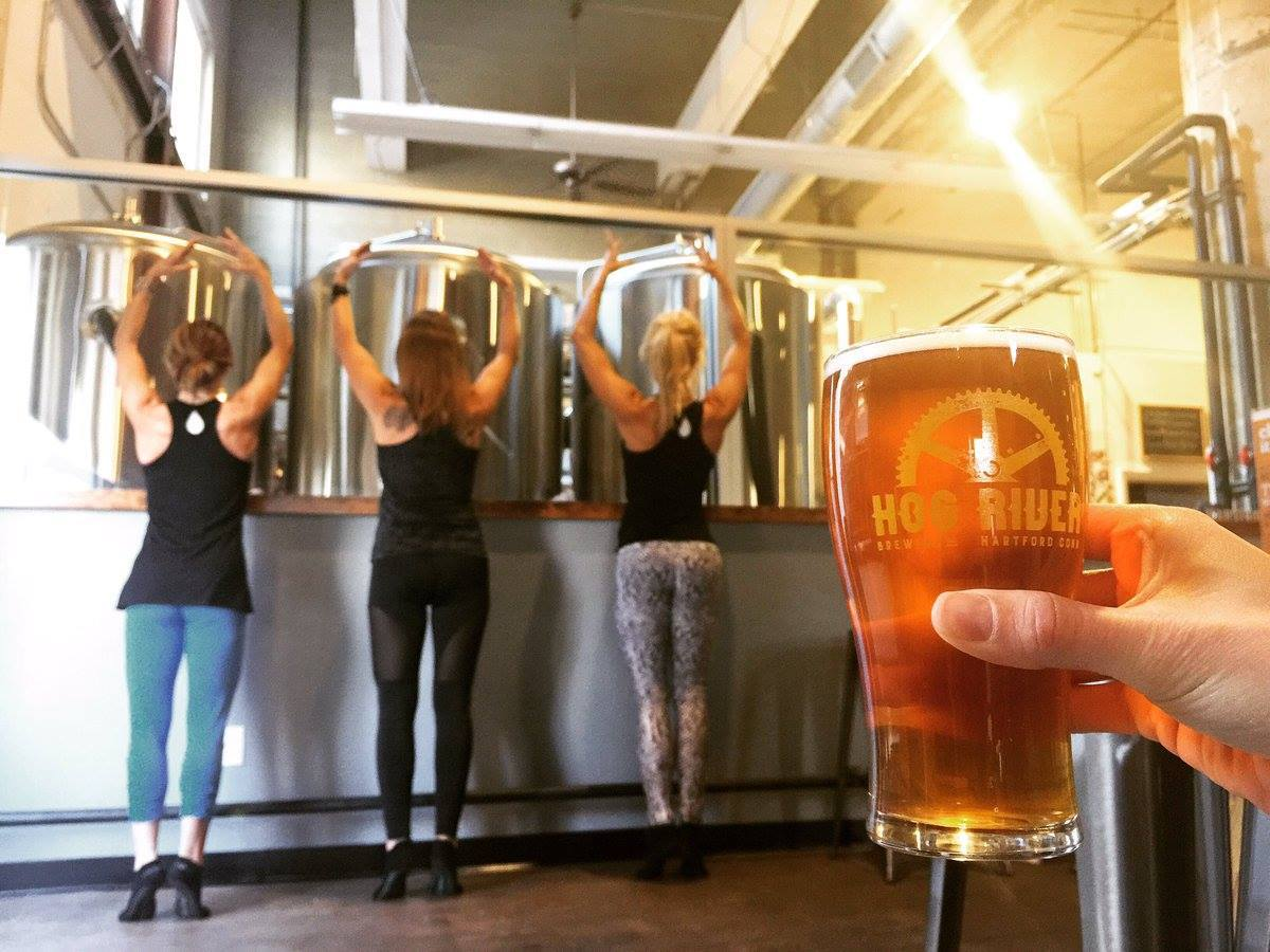 Barre at Hog River Brewery
