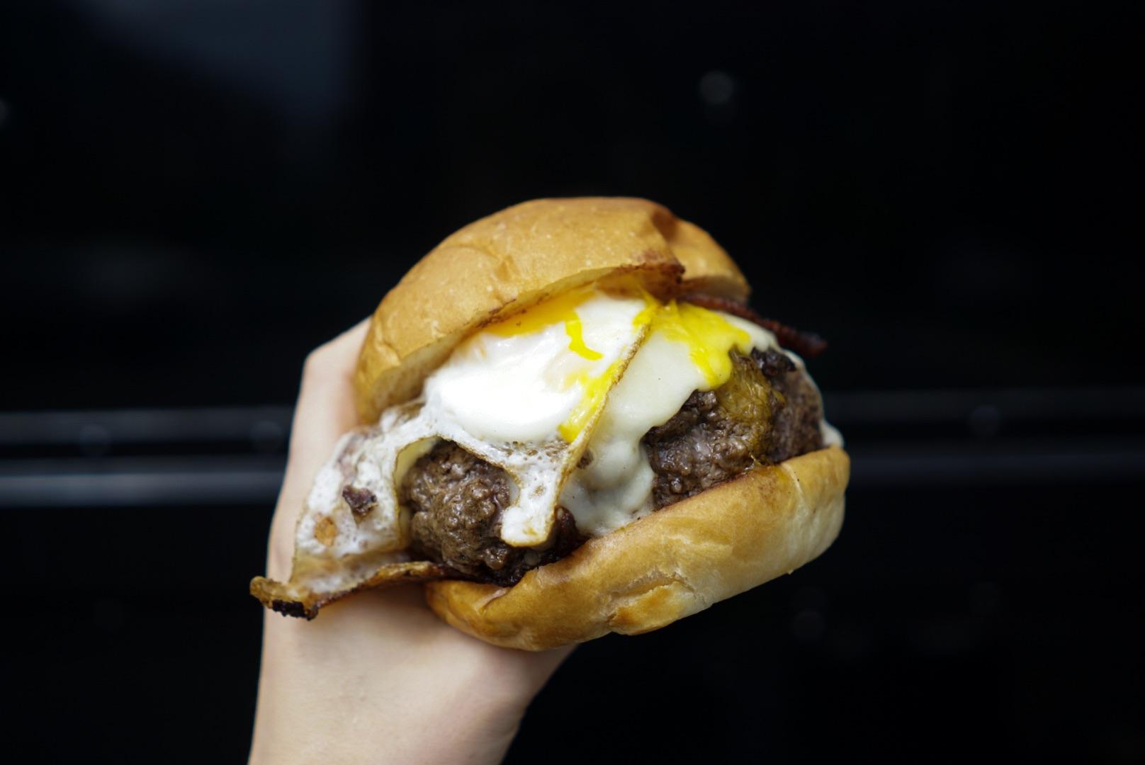 Farm Belly Food Truck Burger New Haven CTEatsOut.com