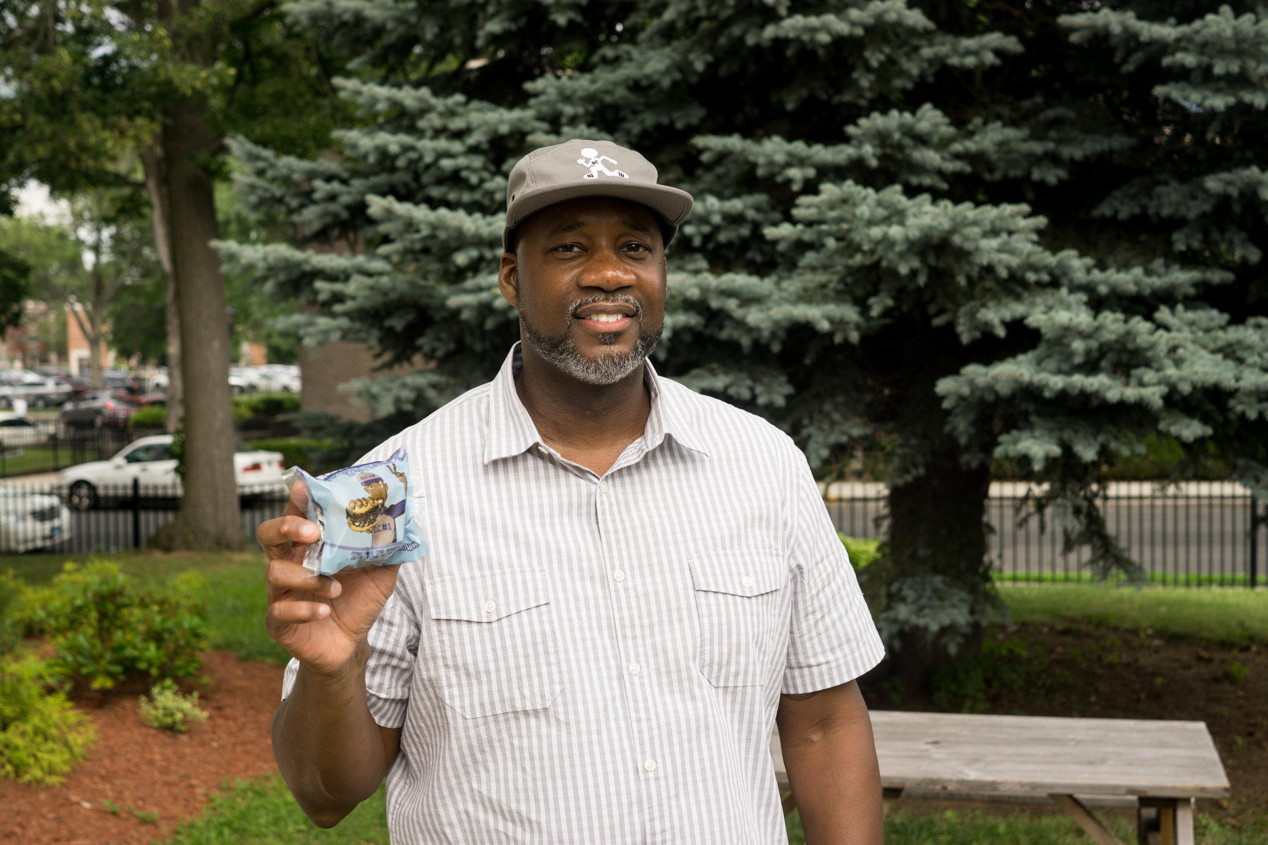 Ice Cream For A Dream Founder Abdul-Rahmaan Muhammad