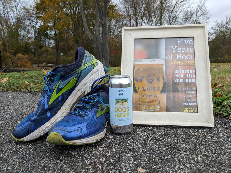 Hangover Run with Beer'd Brewing