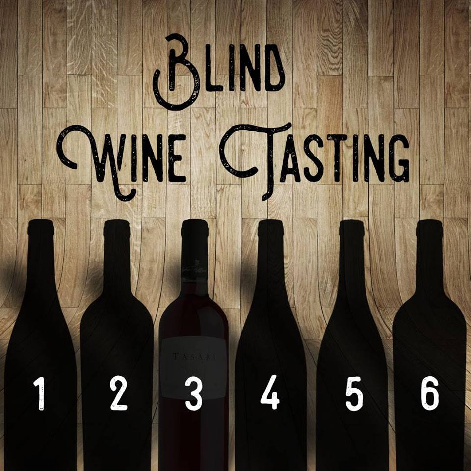 Blind Wine Tasting at The North House