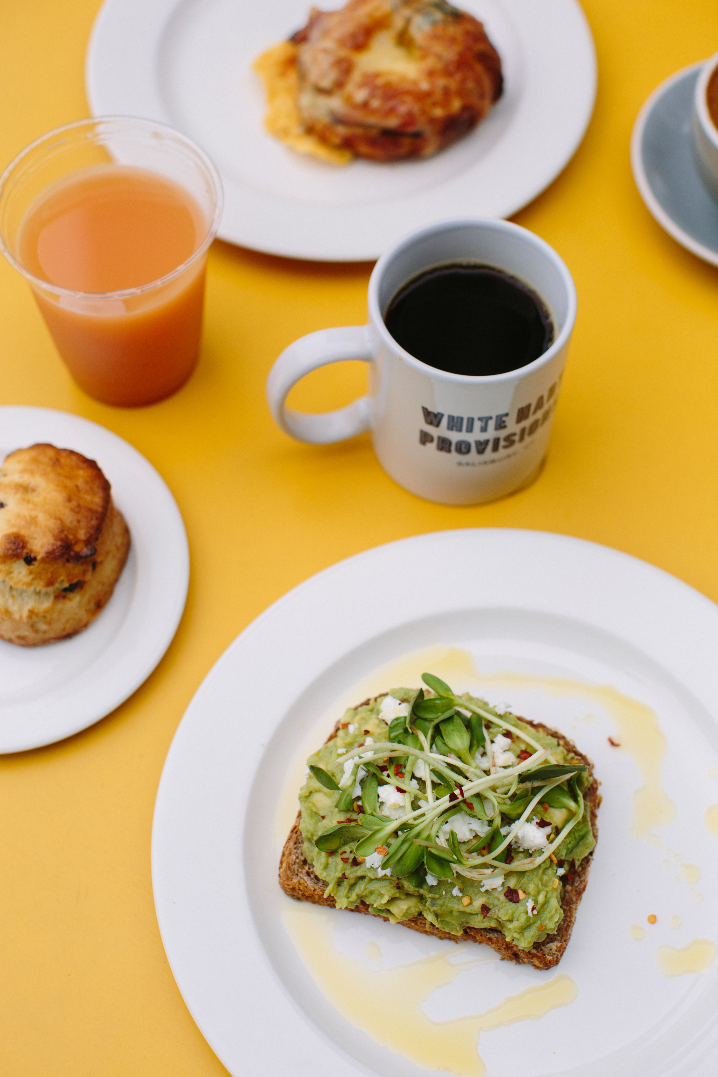 Litchfield County Travel Guide White Hart Provisions Breakfast.jpg