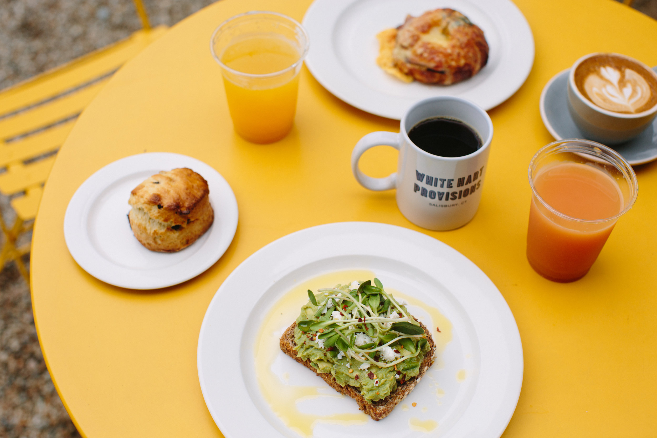 Litchfield County Travel Guide White Hart Provisions Brunch.jpg