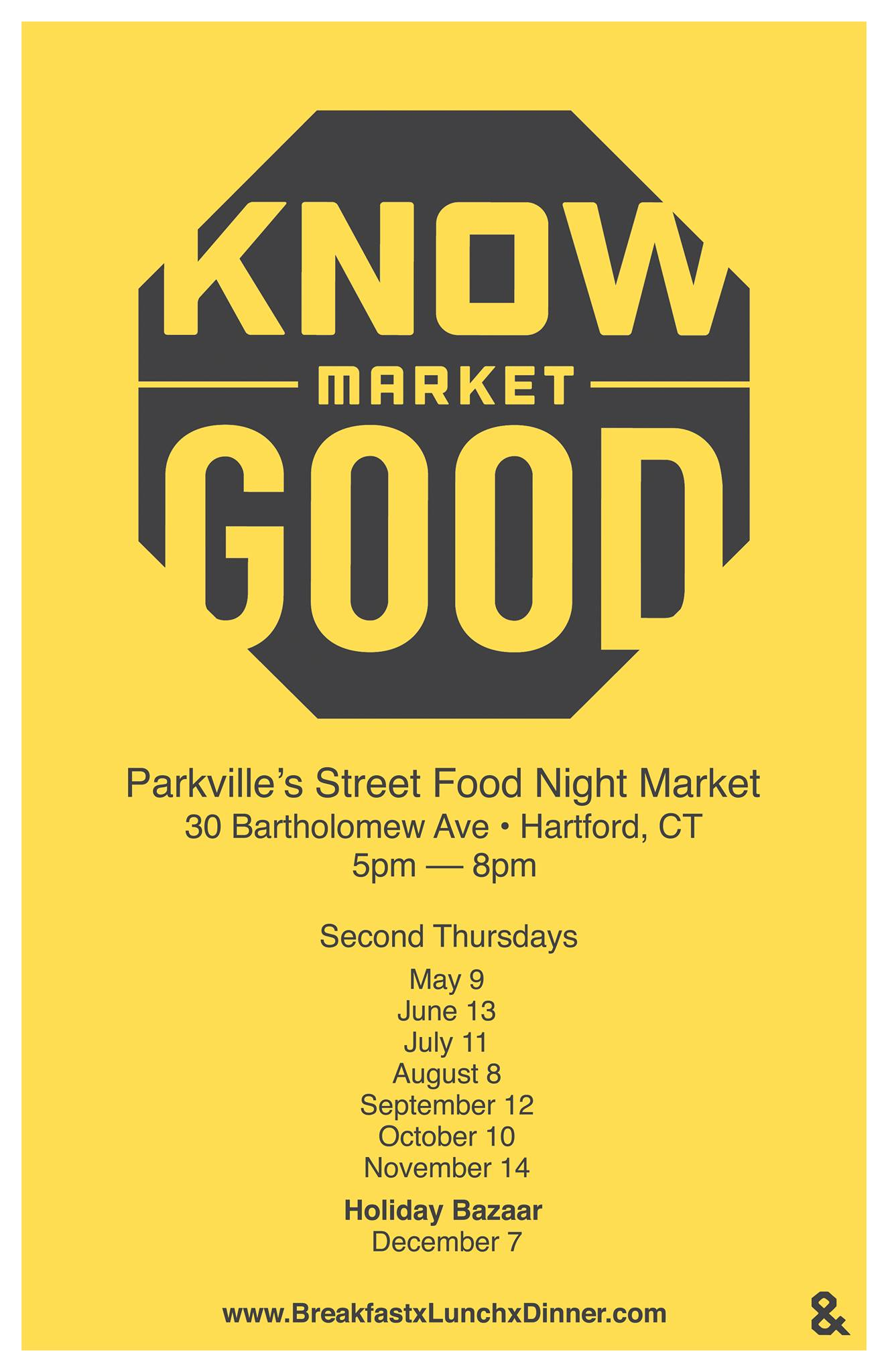 know good market hartford