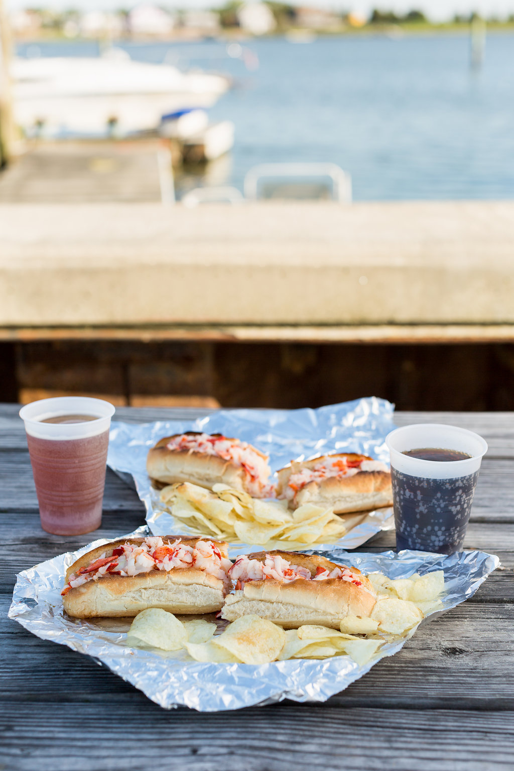 Connecticut Best Lobster Rolls