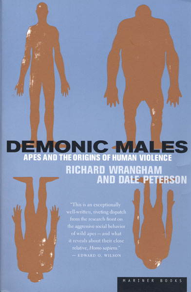 Demonic Males Book Cover