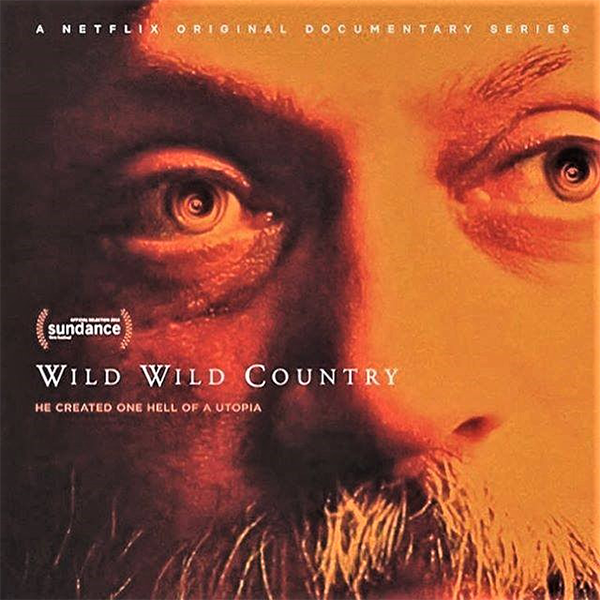 Wild Wild Country - When a controversial cult leader builds a utopian city in the Oregon desert, conflict with the locals escalates into a national scandal.Available on Netflix