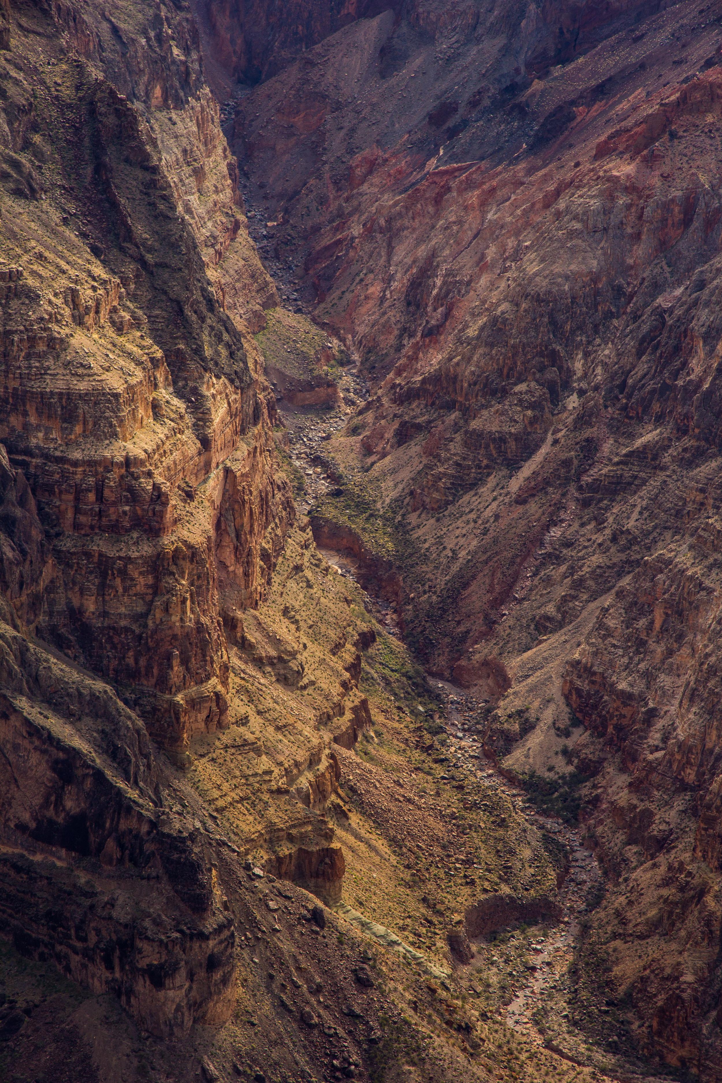 Prospect Canyon. Grand Canyon, AZ