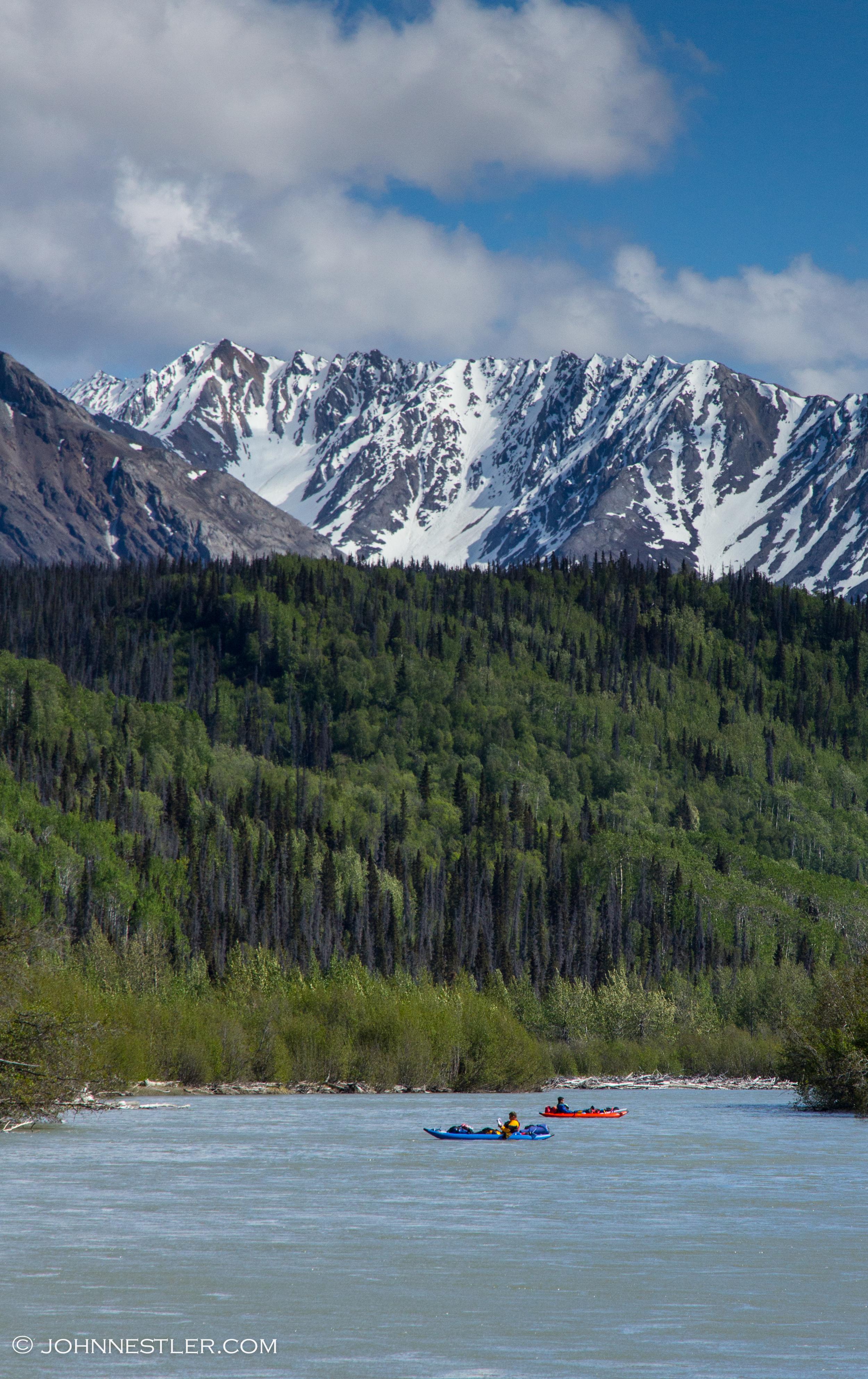Tatshenshini Mountains