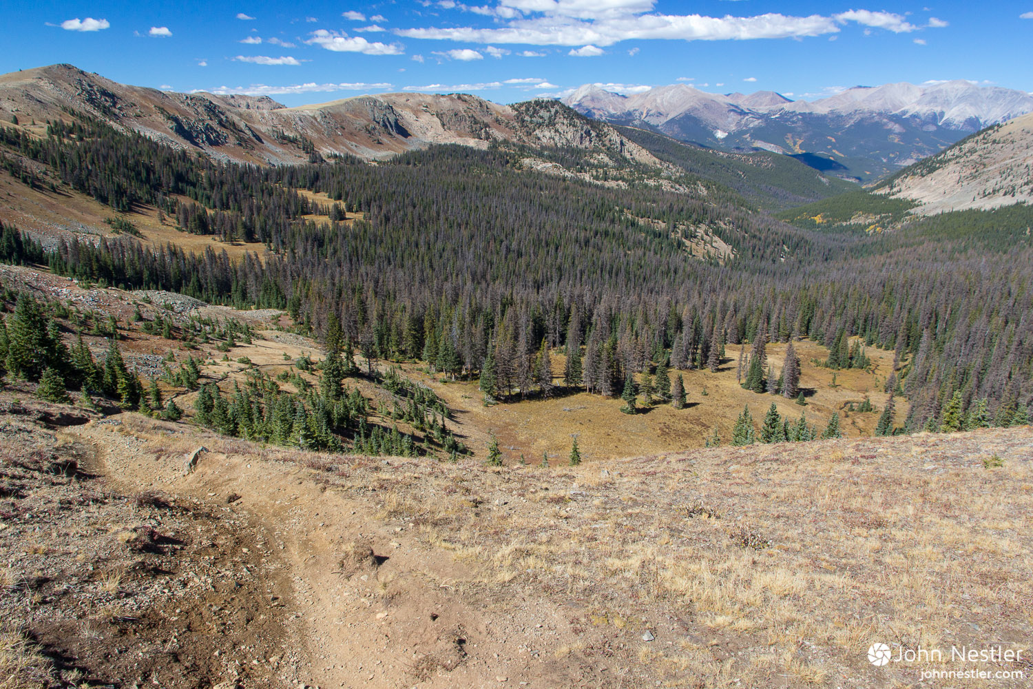 It takes a good bit of planning to piece together a trip on the Colorado Trail, but once you're out there it's more than worth it!