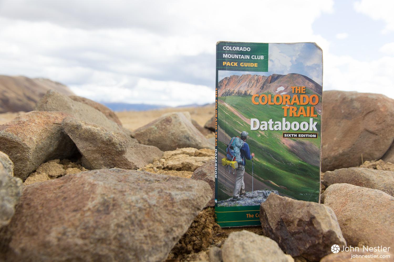 colorado trail databook guide