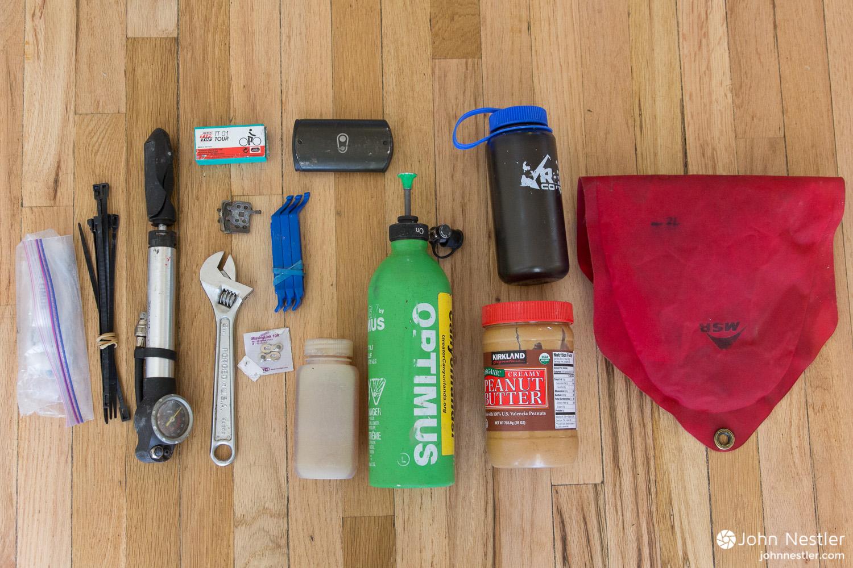 bike repair kit colorado trail