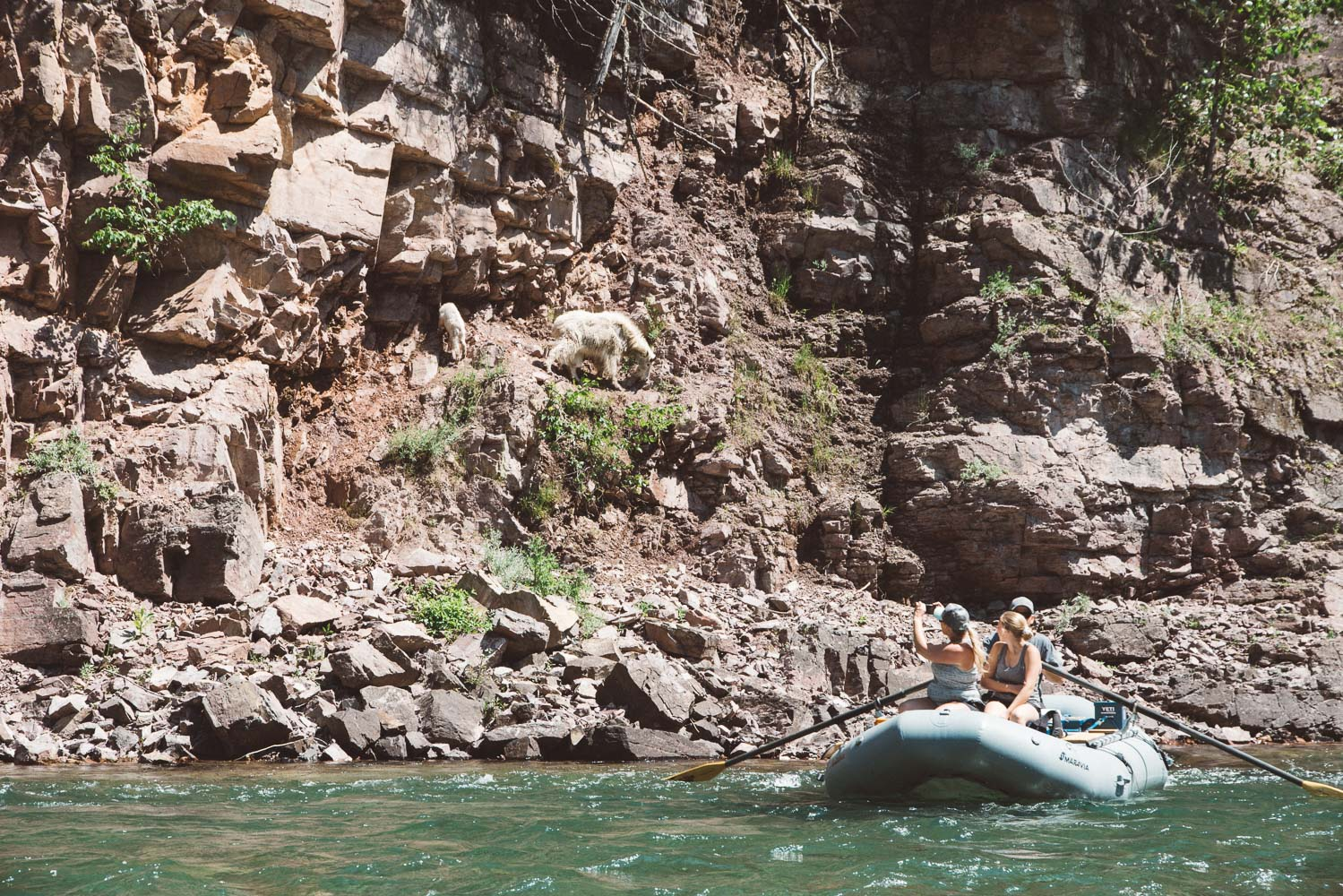 Trip Report: Packrafting the Middle Fork of the Flathead River