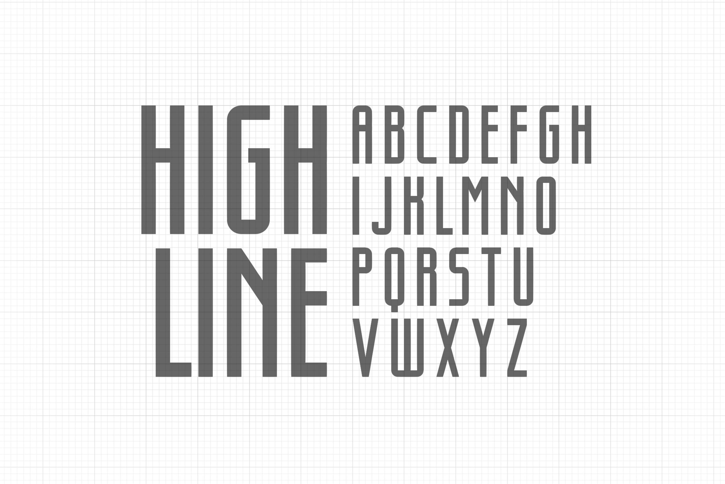Custom Letterforms
