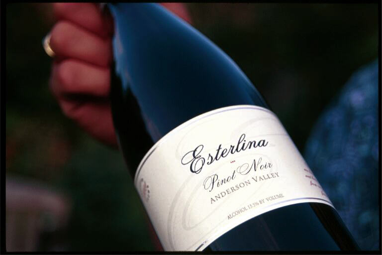 Esterlina Pinot Noir Anderson Valley | VAULT29