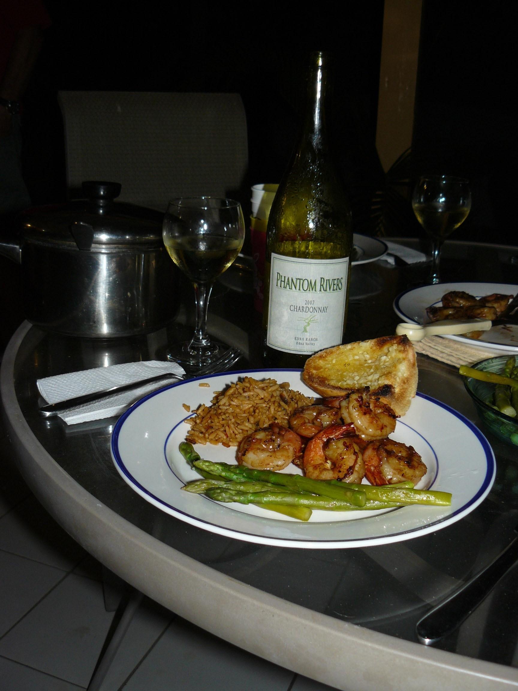 Food & Phantom Rivers Wine | VAULT29