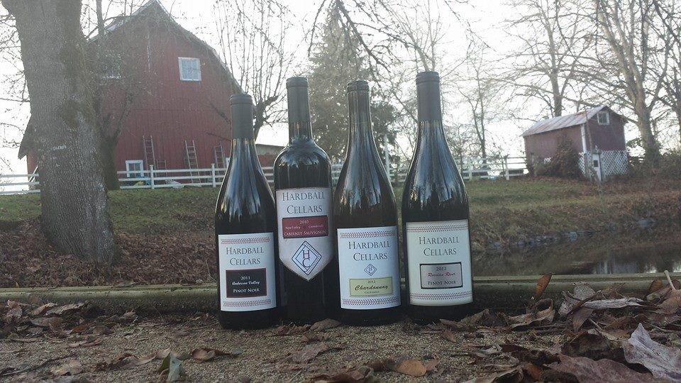 Hardball Cellars Wine   VAULT29