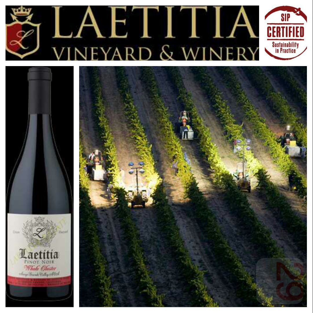 Laetitia Vineyards & Winery | VAULT29