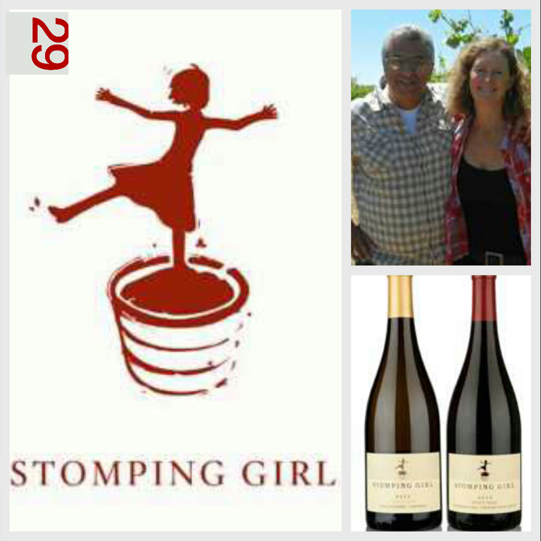 Stomping Girl Wines | VAULT29