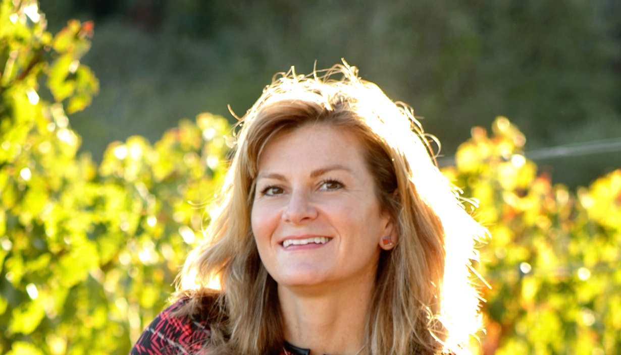 Julie Arbuckle, Proprietor of Anthem Winery | VAULT29