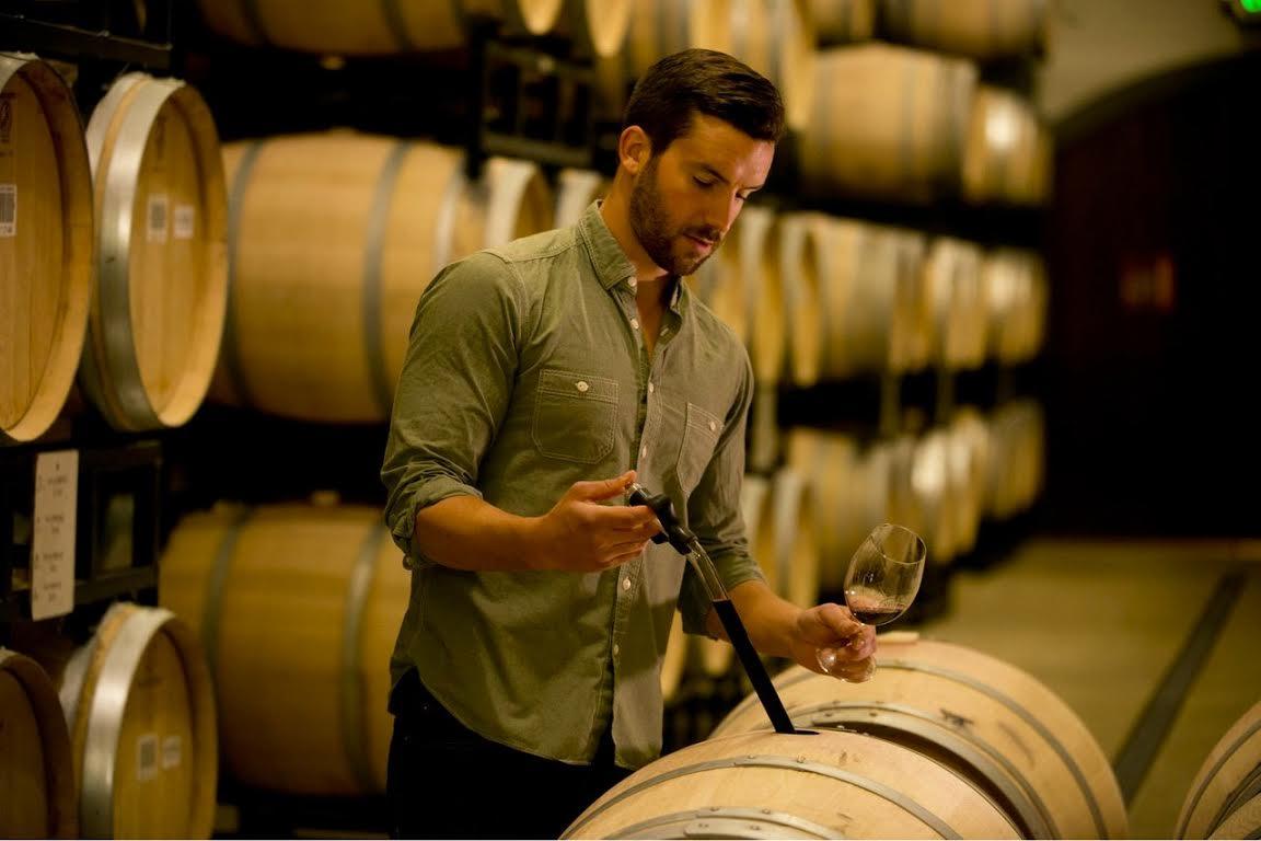 Merryvale Winemaker, SImon Faury | VAULT29