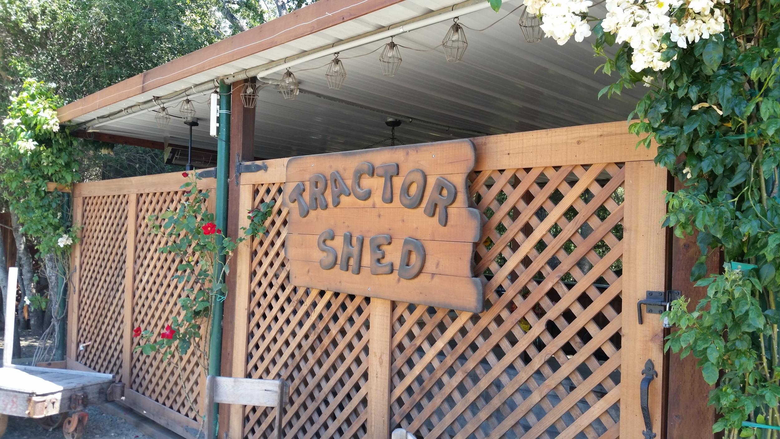 ONX Estates Tractor Shed | VAULT29