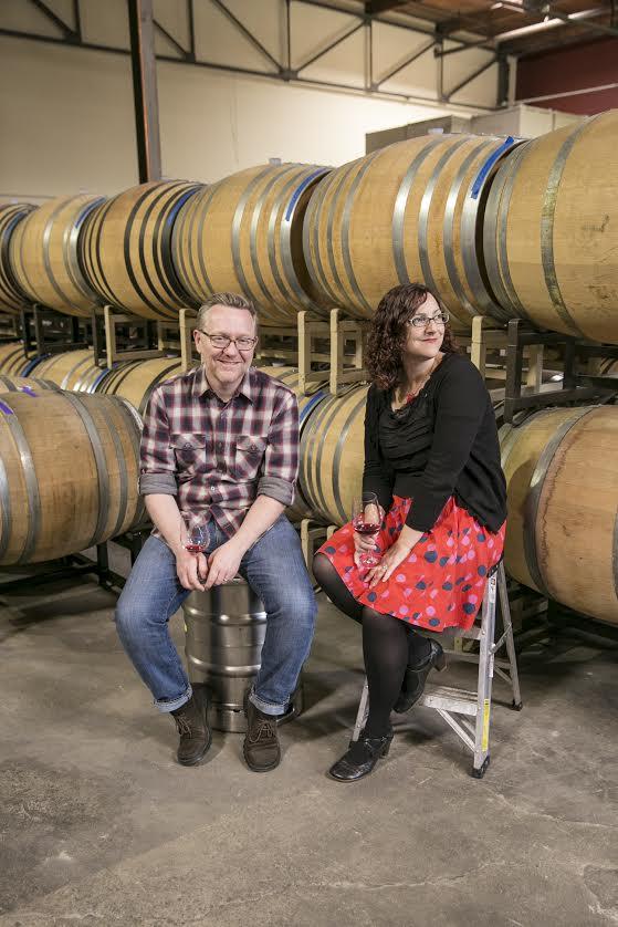 JenniferWaits-BrianMast in winery,_photo Scott Chernis.jpg
