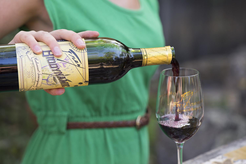 Frey Organic Wines | VAULT29
