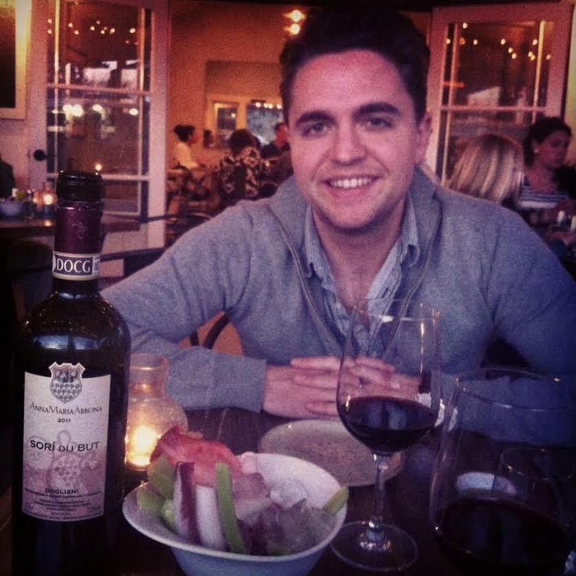 Cameron Porter, Advanced Sommelier & Owner/Winemaker of Amplify Wines | VAULT29 advisor