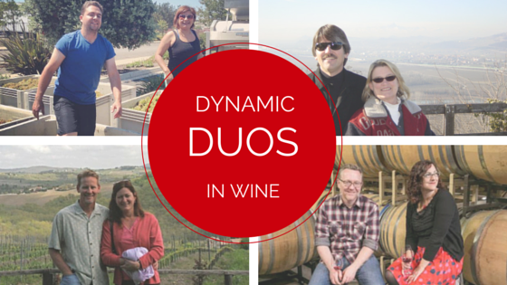 Wine Mic Monday: Dynamic Duos