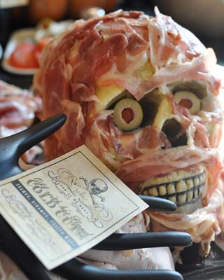 Meat Head | Halloween Decor | VAULT29