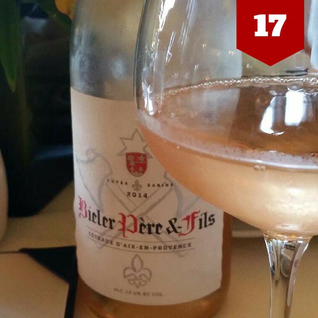 2014 Bieler Pere & Fils Rosé | VAULT29