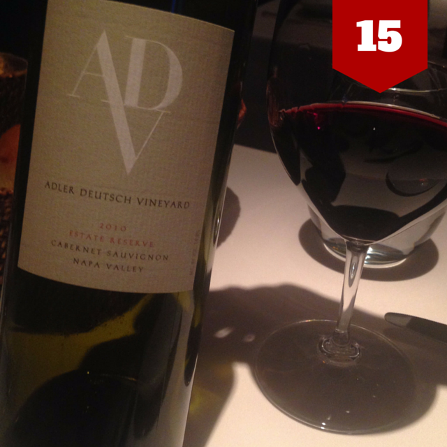 2010 Estate Cabernet Sauvignon by Adler Deutsch