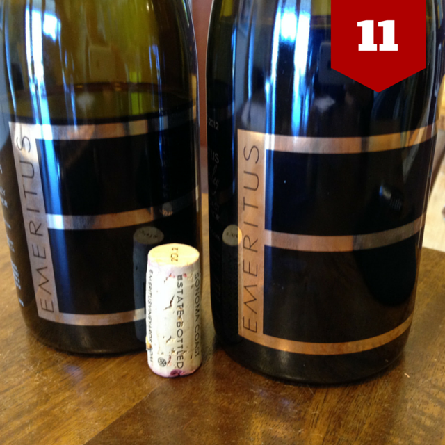 Emeritus 2011 Hallberg Ranch + William Wiley Pinot Noir | VAULT29