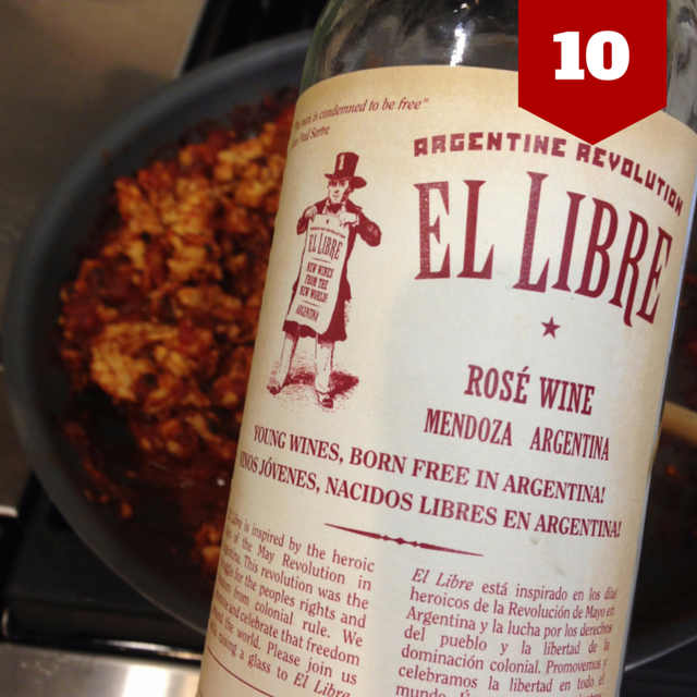 2012 El Libre Rose of Malbec | VAULT29