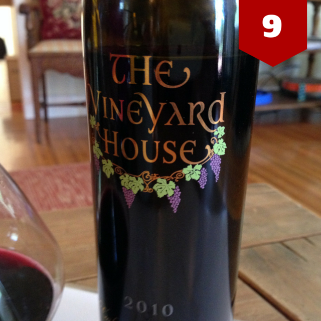 2010 Cabernet Sauvignon by The Vineyard House | VAULT29