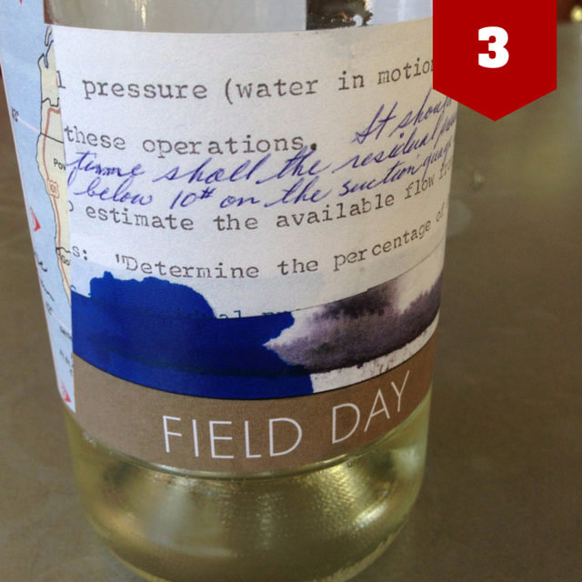 ONX 2014 Field Day White Blend | VAULT29